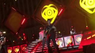 Kicking and Screaming - All Time Low Las Vegas 2015