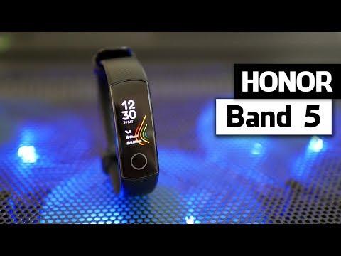 HONOR Band 5 (Deutsch) - Fitness Tracker für 30 Euro im Test & Vergleich mit Mi Band 4