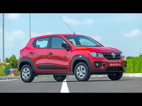 Renault Kwid :: WalkAround video