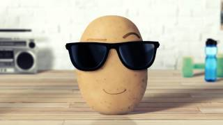 New Potato Advertising Campaign