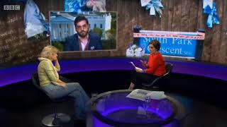 Raheem Kassam Newsnight: Dead Burglar's Kids Better Off Without Him