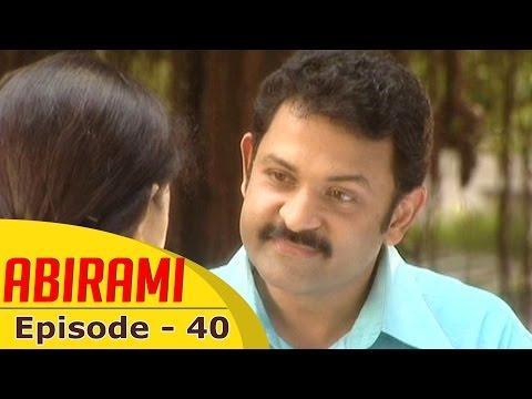 Abirami-Epi-40-Tamil-TV-Serial-28-08-2015-Gautami-26-02-2016