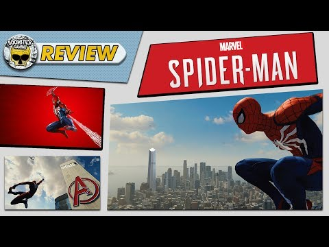 Marvel Spider-Man: REVIEW video thumbnail