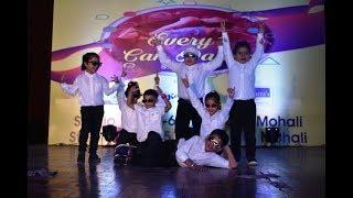 Baba Bolta Hain Bas Ho Gaya | Sanju | Kids Stage Dance Performance | Step2Step Dance Studio | Mohali