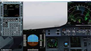 FSLabs A320-X Basics: Diversion - How to program and initiate via the MCDU