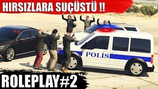 GTA 5 POLİS ROLEPLAY #2 ÖZEL TİM'E DAVET EDİLDİM !!