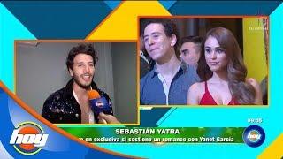 Sebastián Yatra ¡¿tiene Un Romance Con Yanet García?! | Hoy