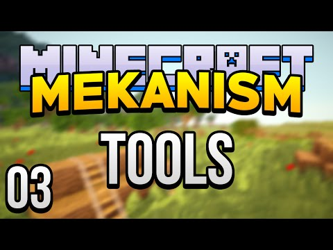 Minecraft MEKANISM Mod! Part 3