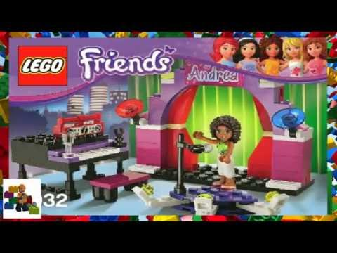 Lego Instructions 41300 Friends Dog Show Puppy Championship 2017