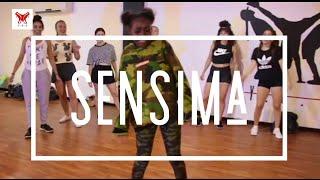 Sensima   Skiibii Feat Reekado Banks | Afro Beat | Y.C.V Dance Studios