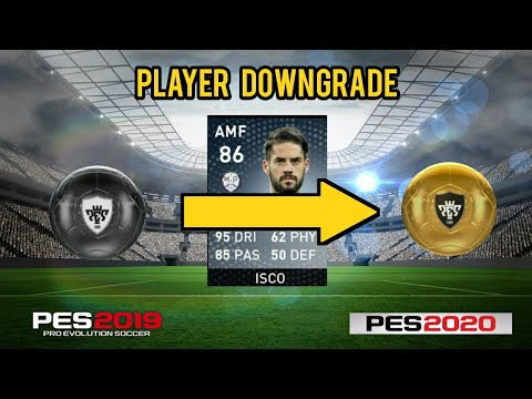 PES 2019 Gold Ball to Black Ball Upgrades || Pro Evolution Soccer