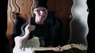 Panda - This Town Needs Guns *Guitar Cover*