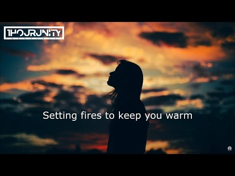 The Chainsmokers - Setting Fires [LYRICS - 1 HOUR LOOP] (ft. XYLØ) Lyric Video