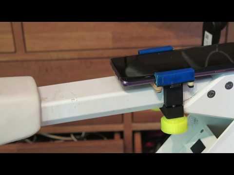 Film Handy Halterung aus dem 3D-Drucker Additive Fertigung