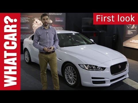 2015 Jaguar XE - an exclusive preview with What Car?