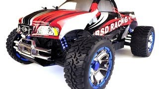 Машинка на пульте электро (1:5 Off-Road Monster Truck 4WD)