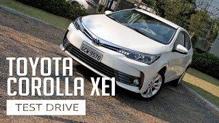 Test Drive - Toyota Corolla XEI