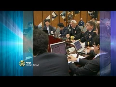 China News - US & Japan Prepares for China Attack on Senkaku Islands - NTD China News, March 21, 2013
