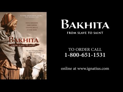 Bakhita: From Slave to Saint DVD movie- trailer