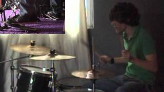 The nettles (Arctic Monkeys Drum Cover)