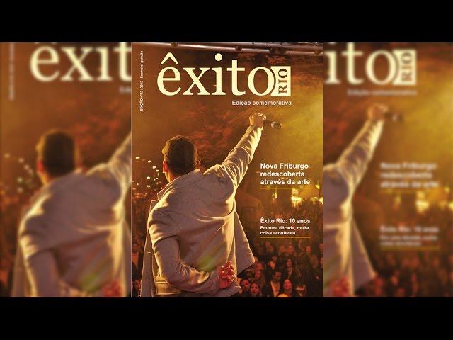 Vídeo Comemorativo Revista Êxito Rio 10 Anos