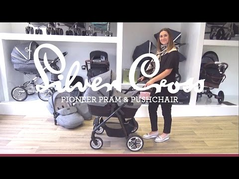 Silver Cross Pioneer Pram & Pushchair – Direct2Mum