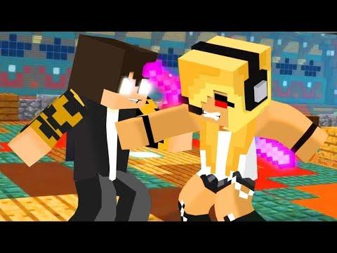 Top Hacker vs PsychoGirl Songs! Best Minecraft Animations (Top Minecraft Songs )