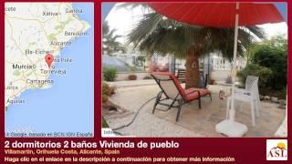 preview picture of video '2 dormitorios 2 baños Vivienda de pueblo se Vende en Villamartin, Orihuela Costa, Alicante, Spain'