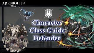 Nearl  - (Arknights) - [Arknights] Defender Class Guide
