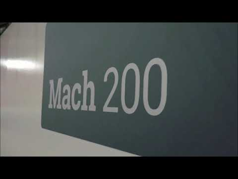 [VIDEO] Overview of the Flow Mach 200 Waterjet Cutter