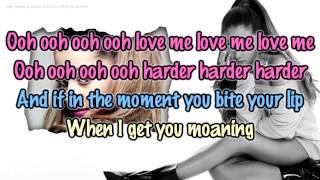 Ariana Grande feat. The Weeknd - Love Me Harder [Karaoke / Instrumental]