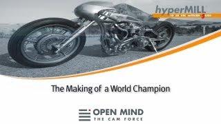 Custom Bike von Thunderbike, Harley-Davidson Niederrhein