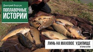 Мастерская рыболова трофей с дмитрием барсуком