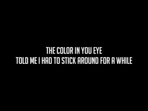 Colorblind - Crossroads (Lyrics)