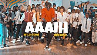 AAAIH DANCE VIDEO - WILLY PAUL & REKLESS ft Dance98
