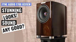 Fyne Audio F700 Speaker Review