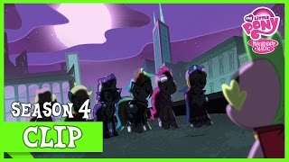 The Mane 6 as the Power Ponies (Power Ponies) | MLP: FiM [HD]
