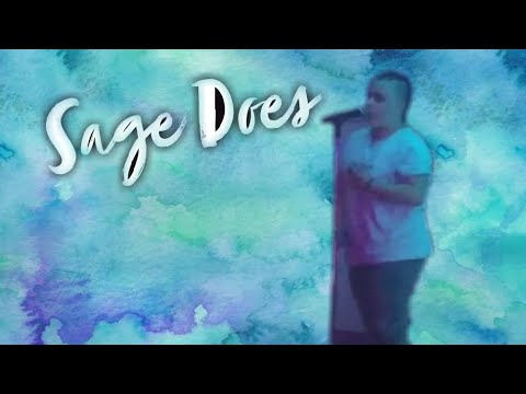 Karaoke + Announcement | Sage Arthurs