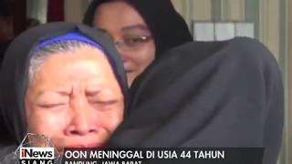 Innalillah Oon Project Pop Meninggal Dunia Akibat Penyakit Ginjal & Diabetes  INews Siang 13/01