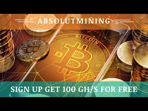 AbsolutMining.com отзывы 2019, обзор, Live Withdraw 0.000609 BTC, get 100 GHs for free