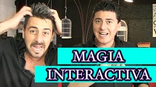 Magia interactiva!