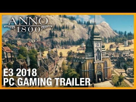 E3 2018: Anno 1800 : World Overview - Teaser | Trailer | Ubisoft [NA] thumbnail