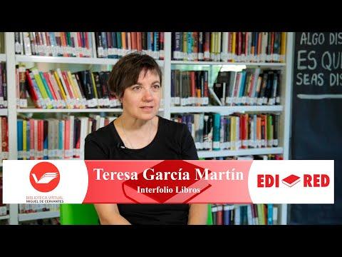 Entrevista a Teresa García, Interfolio. EDIRED
