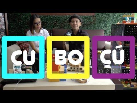 Cubocú, el emprendimiento para que los niños aprendan jugando