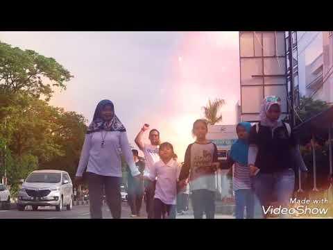 Jalan Santai BRI Syariah Makassar