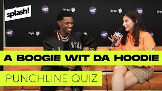 Punchline Quiz with A Boogie Wit Da Hoodie (Archiv)