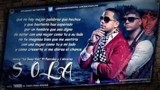 Sola - Farruko feat. Farruko, J Alvarez (Video)