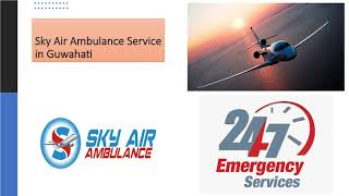 Select Air Ambulance in Kolkata with Trusted Emergency Service