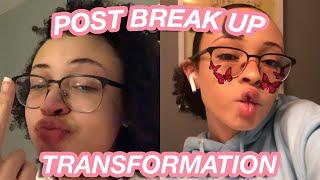 My 2020 Post Break Up Glow Up / Transformation   aliyah simone
