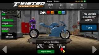 Twisted DragBike Racing